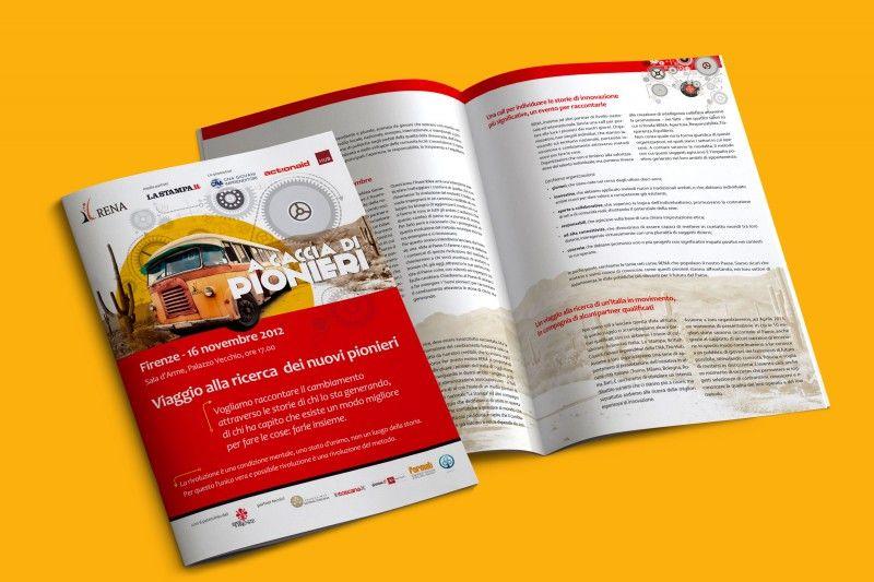 brochure formato chiuso a4 a 2 ante formato aperto cm 42 29 7