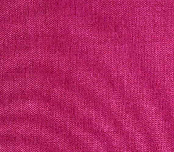 Fuchsia Linen look 100% polyester velvet Fabric Composition polyester: 100% Width 56 Category Linen Look style Contemporary, Modern, Solid