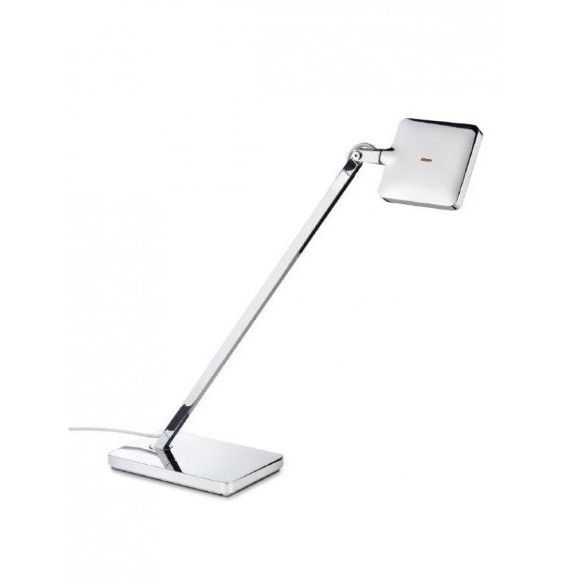 Lauavalgusti Mini Kelvin Led 4w Led Table Lamp Chrome Table Lamp Flos
