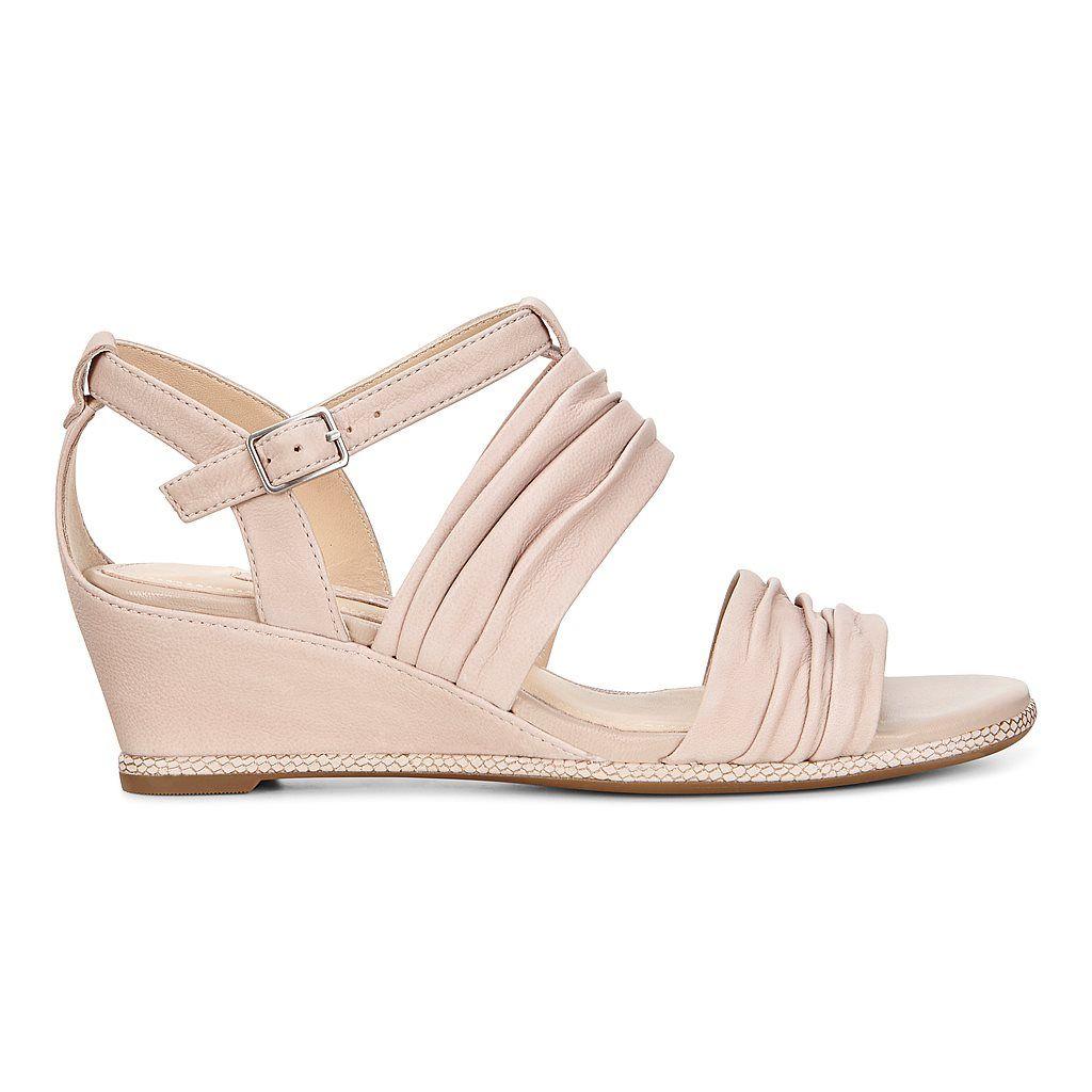ecco women's rivas 45 wedge sandal