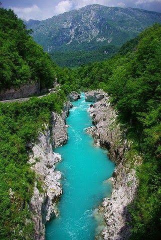 Socar River Slovenia Vacation Travel Re Pinned By Www Avacationrental4me Com