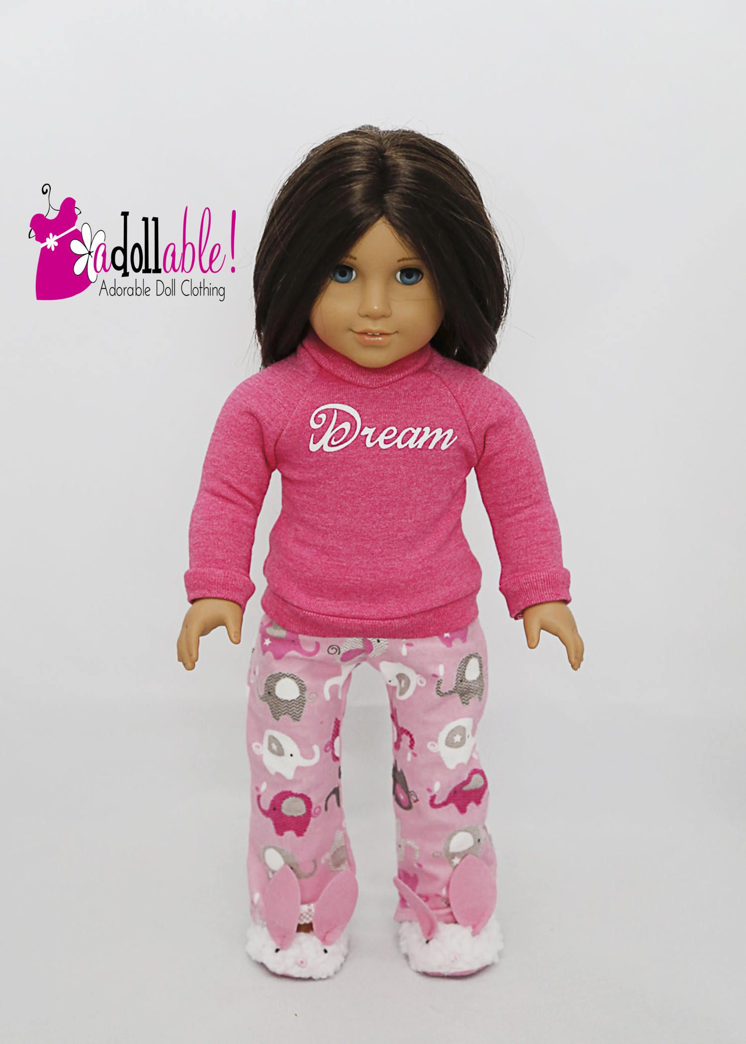 """Pink Tights Top Quality made for 18/"""" American Girl Doll Clothes Accessories"""