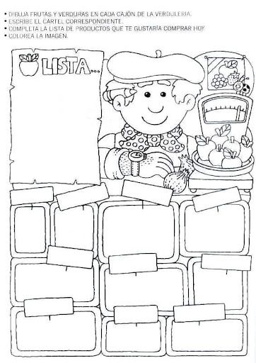 pintar y jugar, dibujos para jugar: actividades para preescolar ...