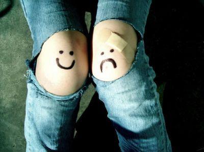 Tra gioia e infelicità