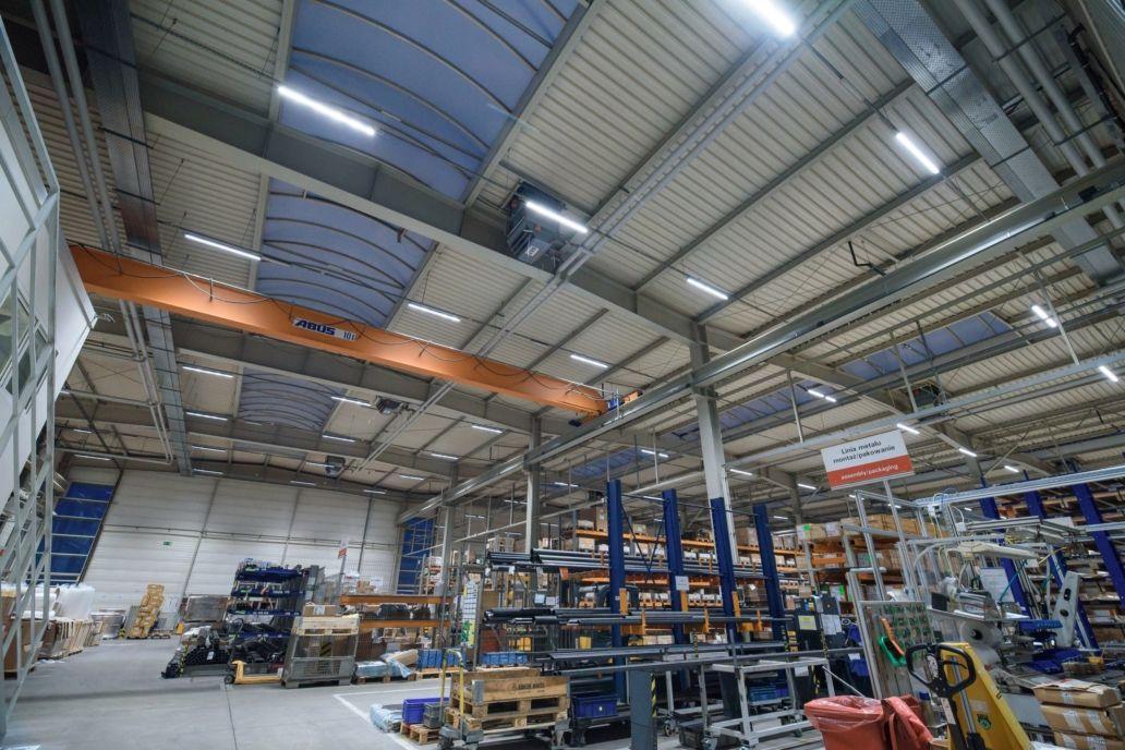 Viessmann Savings Generated By Lighting Control System