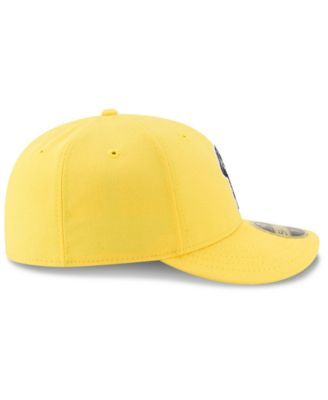 outlet store 0b46e 3d399 ... top quality new era pittsburgh pirates little league classic low  profile 59fifty fitted cap yellow 7
