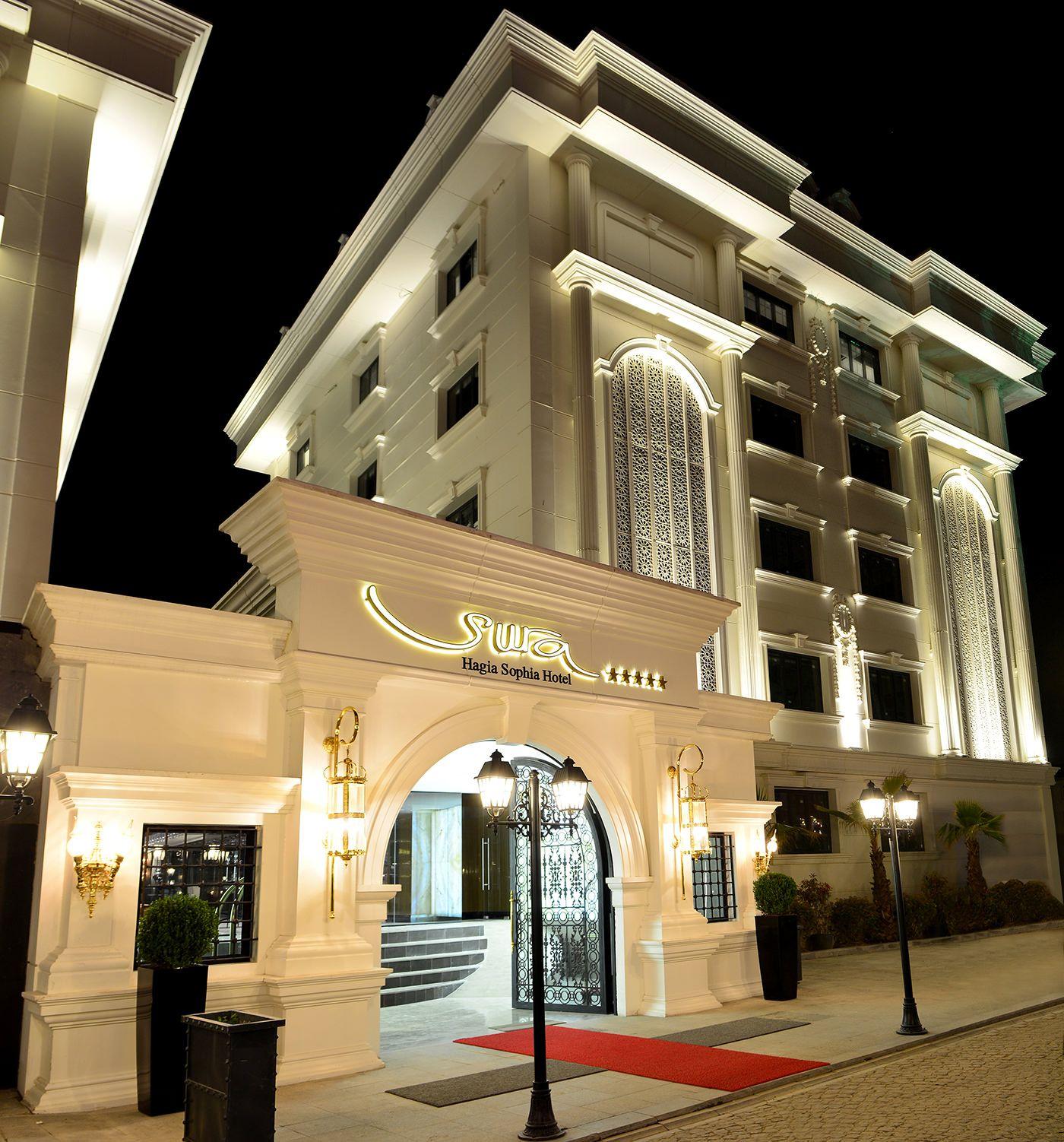 Sura Hagia Sophia Hotel Hotel Istanbul Hotels Hagia Sophia
