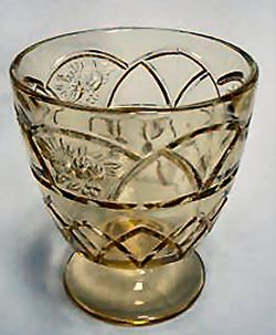 Pattern:   Rosemary Depression Glass  Manufacturer:   Federal Glass Company