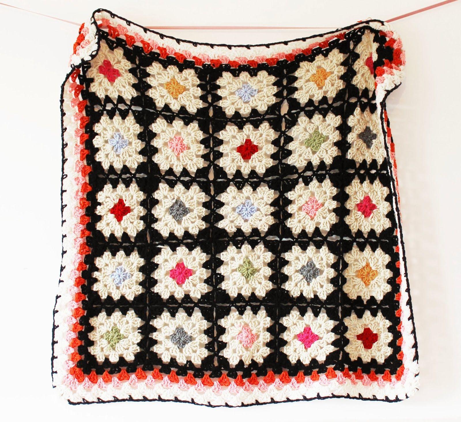 www.rocketandbear.com | Crochet | Pinterest | Manta, Ganchillo y ...
