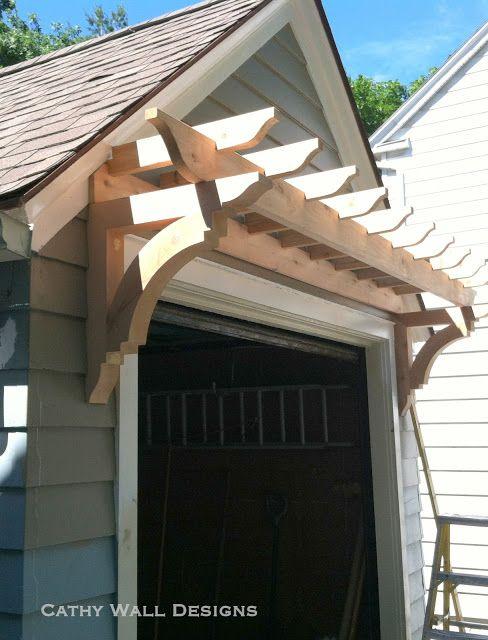 Room Rx Curb Appeal Progress Garage Trellis Curb Appeal Pergola