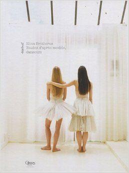 Etudes D'Apres Model, Danseurs, Elina Brotherus, Publisher: Textual 2007 EDITION SOLD OUT