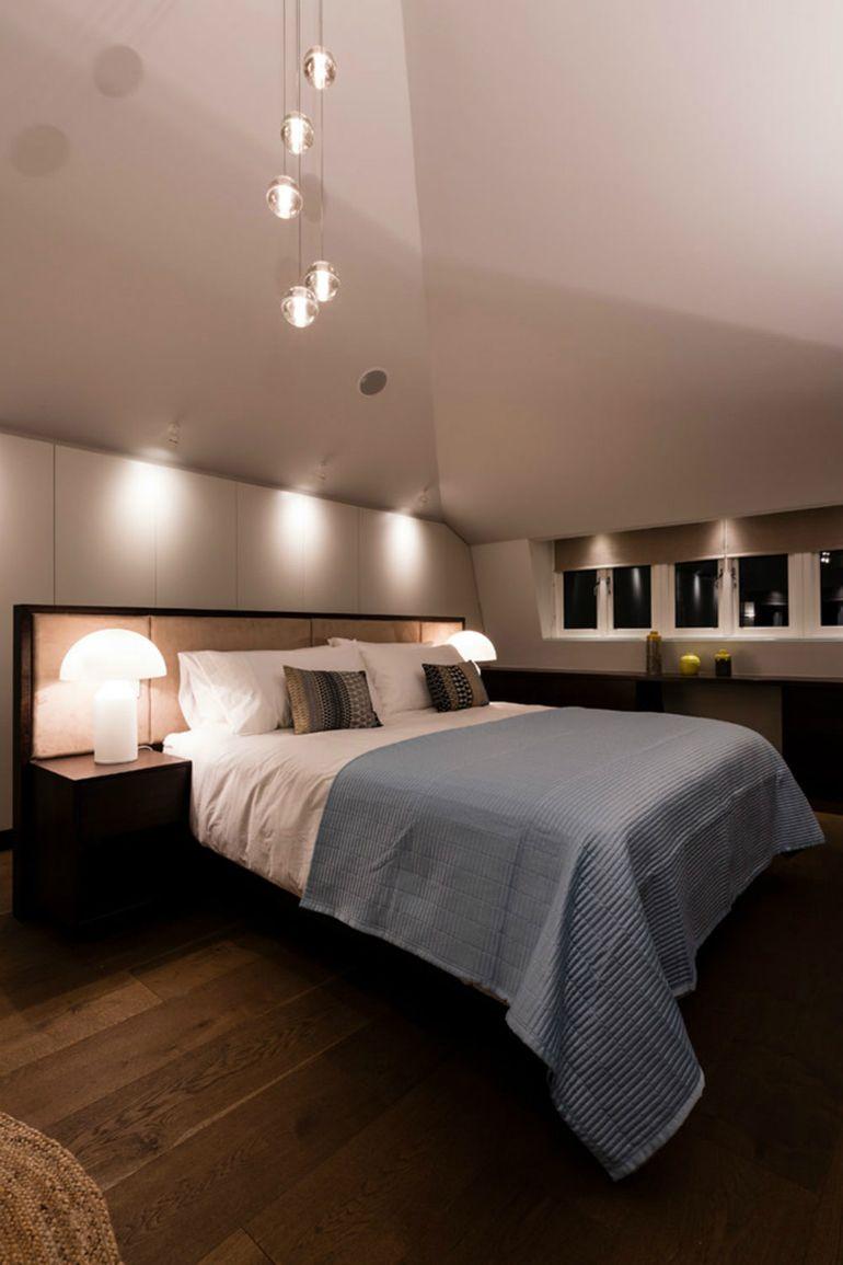 14 Schlafzimmer beleuchtung