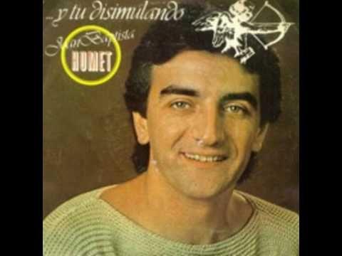 Joan Baptista Humet - A mi adolescencia - YouTube