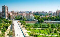 A weekend break in... Valencia