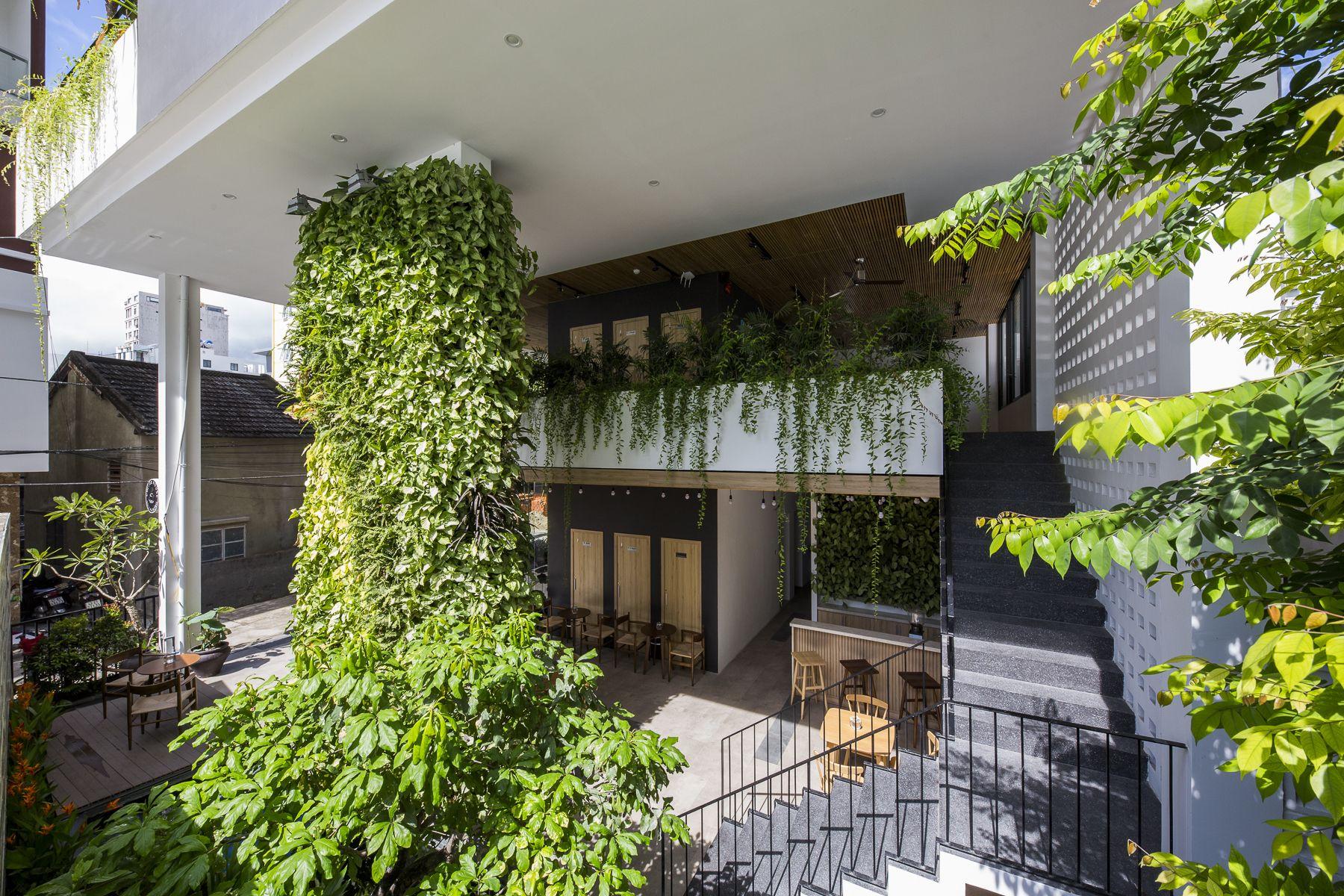 Babylon Garden Condotel / ALPES GDB | Coastal, Architecture and ...
