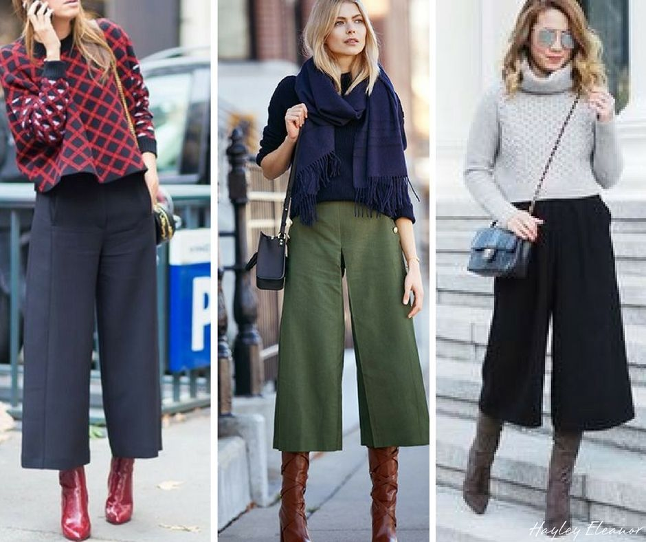 f9f74294 Image result for how to wear cropped trousers in the winter ...