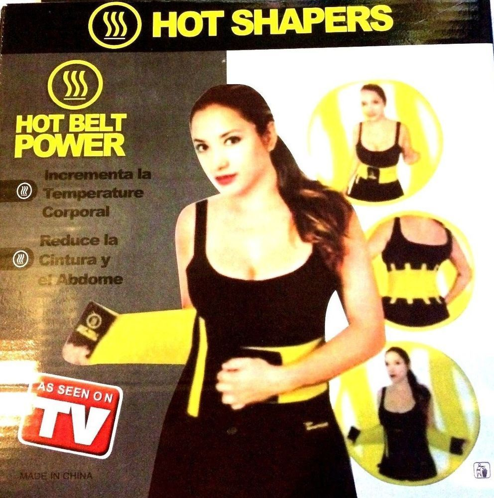 1d13919f50ab9 HOT SHAPPERS HOT BELT FOR BELLY(TUMMY)  Unbranded