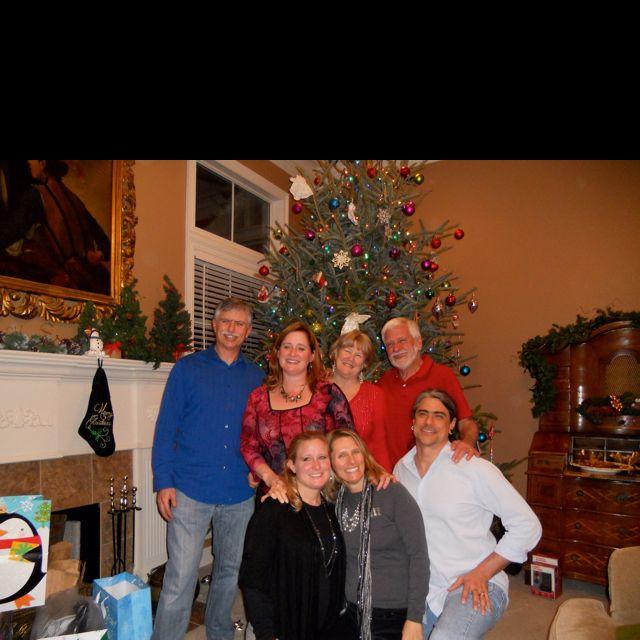 Amazing Christmas everybody was here.
