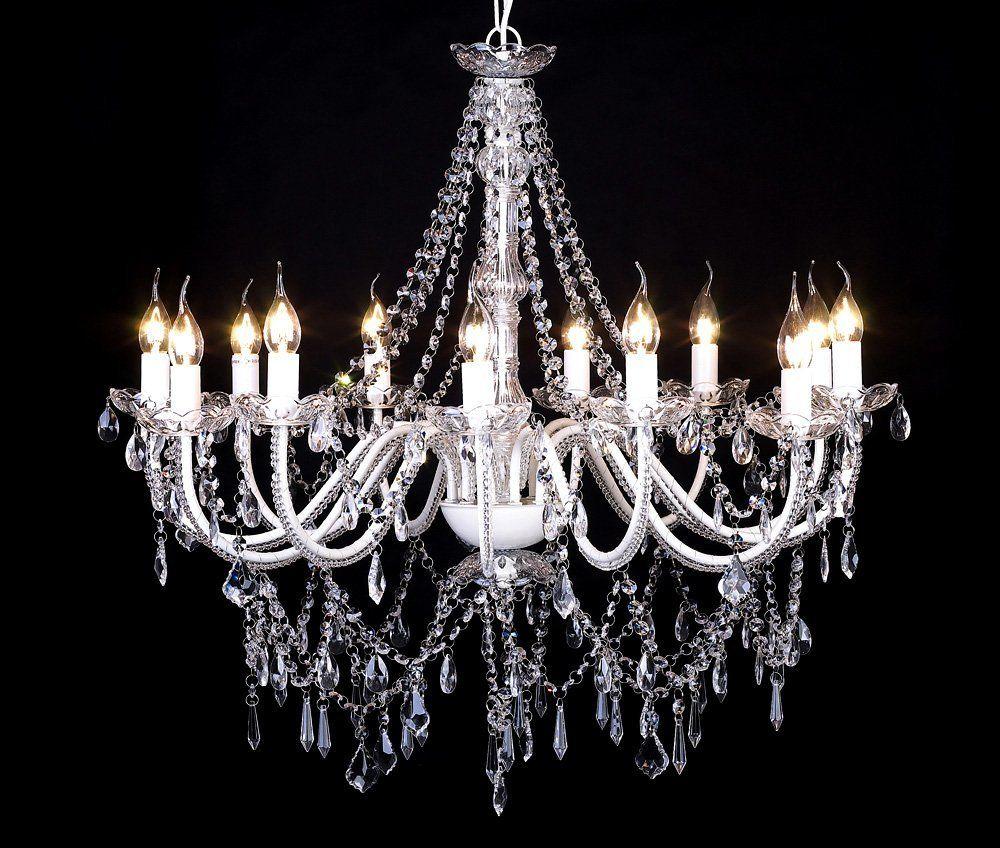 Kronleuchter Glas kristall kronleuchter lüster deckenleuchte hängeleuchte le glas