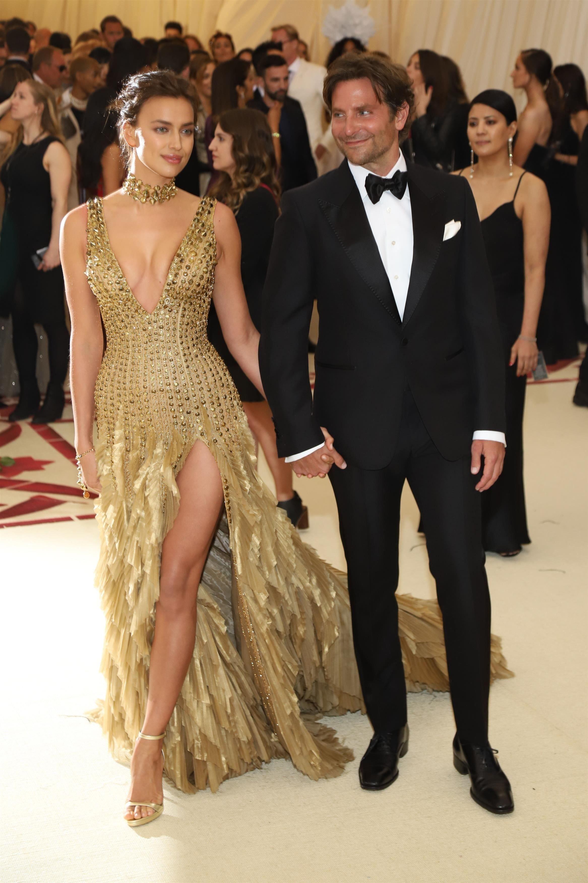 Irina Shayk preparing for the wedding with Bradley Cooper