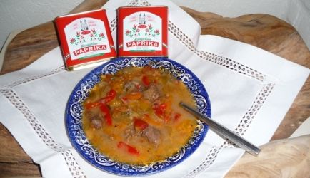 Hongaarse Goulash Soep (mijn Versie) recept   Smulweb.nl