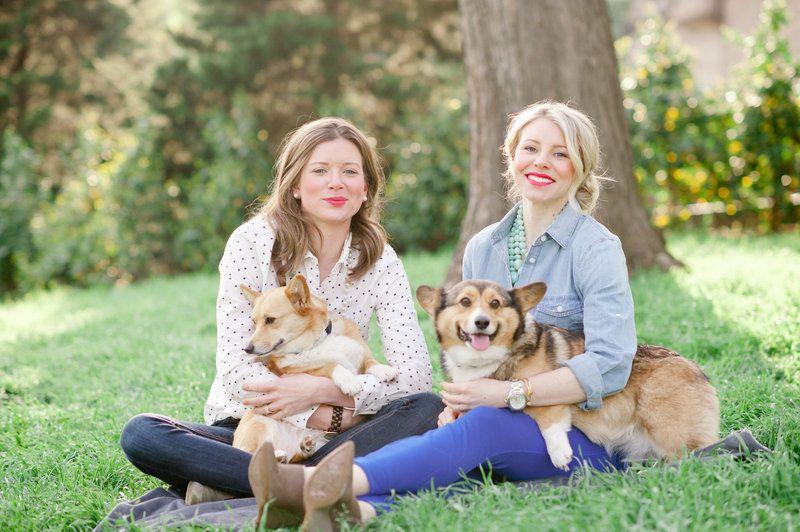 Kristen & Alli's engagement photos, lesbian engagement photos
