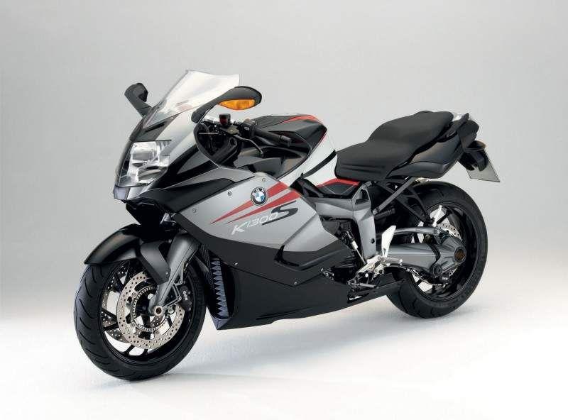 Moto Bmw K1300 Bianca