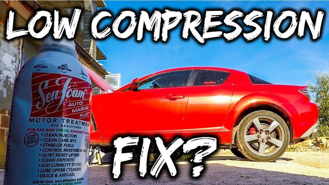 Can Seafoam Improve Compression On A Rotary Engine