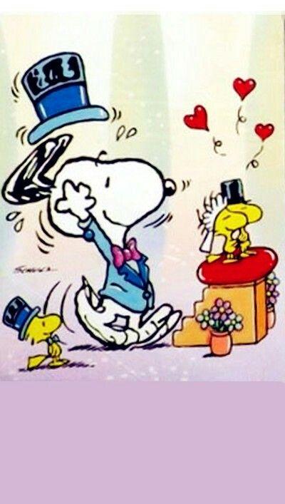 Anniversario Matrimonio Snoopy.Pin Di Marvin Su Snoopy Con Immagini Snoopy Fumetti