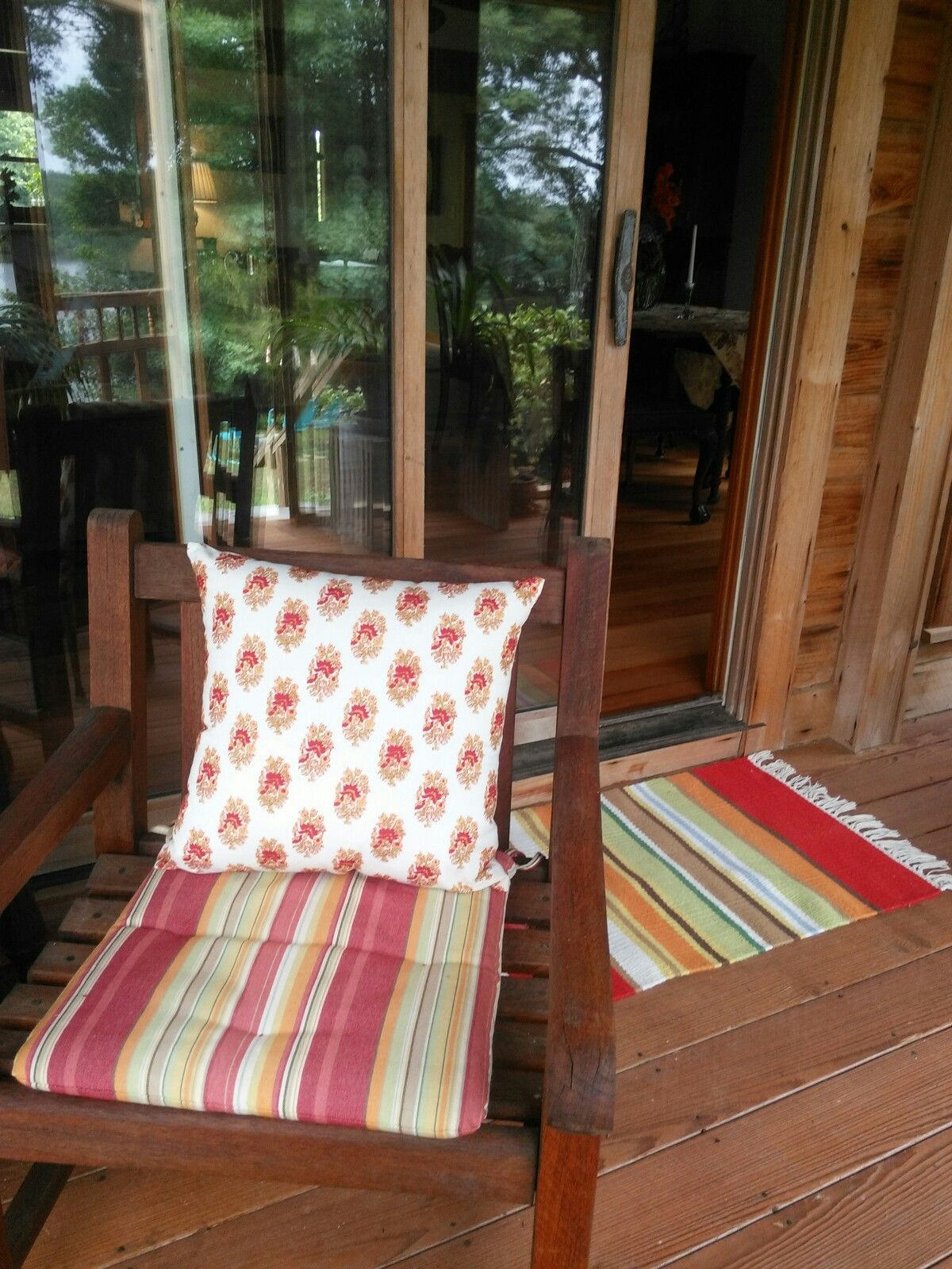 Pottery Barn Parker Stripe from 2012, bought from a resale ...