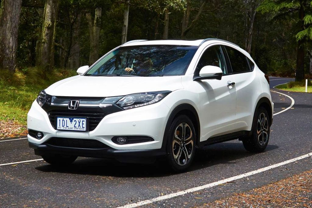 The Honda Hr V Compact Suv Has Returned To Australia