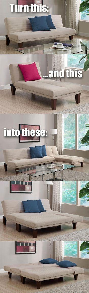 Diy Cheap Sectional Sofa For Under 400 Futon Living Room Diy