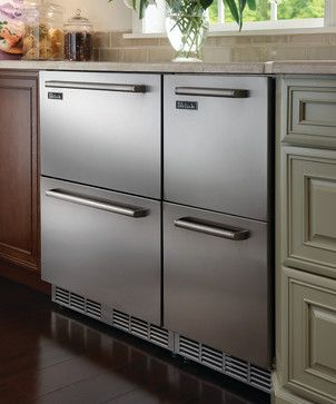 Undercounter Freezer Drawer Freezer Drawers Kitchen
