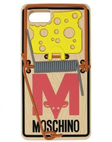 Moschino Rat-a-Porter Mousetrap iPhone 6s/7 Phone Case, Multicolor ...