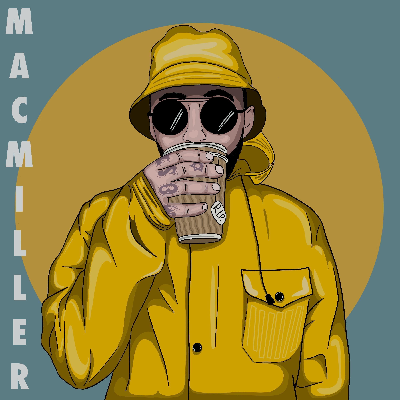 Mac Miller macmiller Mac Miller macmillertattoos in 2020