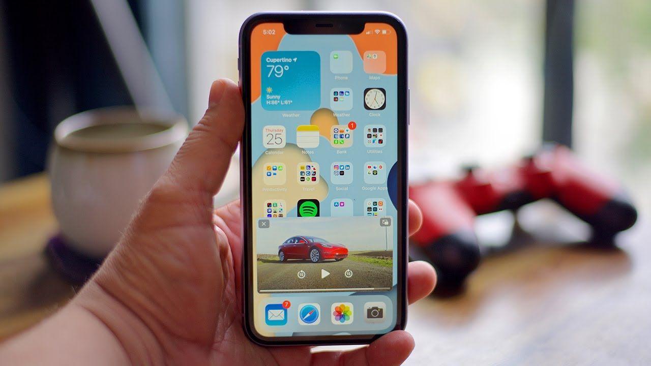 iOS gadgets
