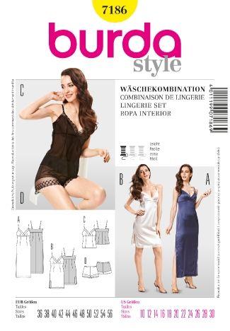 burda style Umschlag Cover Fertigschnitte | Nähen | Pinterest ...