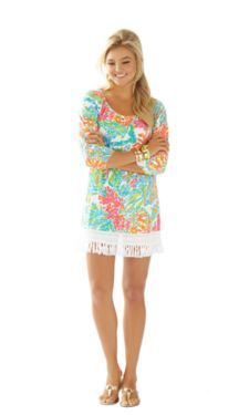 Alia Beach Cover-Up - Lilly Pulitzer
