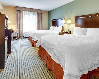 Hampton Inn & Suites Ft. Lauderdale West-Sawgrass/Tamarac, FL Hotel - Two Queen Beds Room