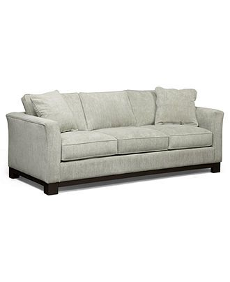Kenton Fabric Sofa Furniture Macy S