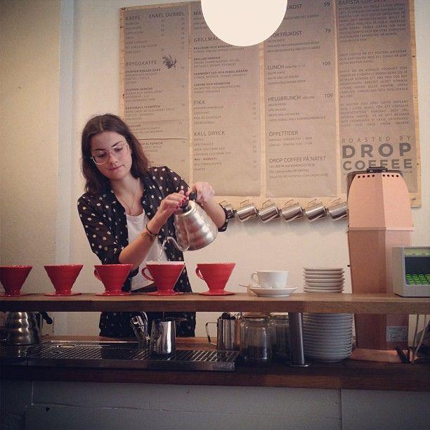 Drop Coffee | Stockholm