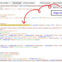 adding signature to post-footer line 1 Blogger