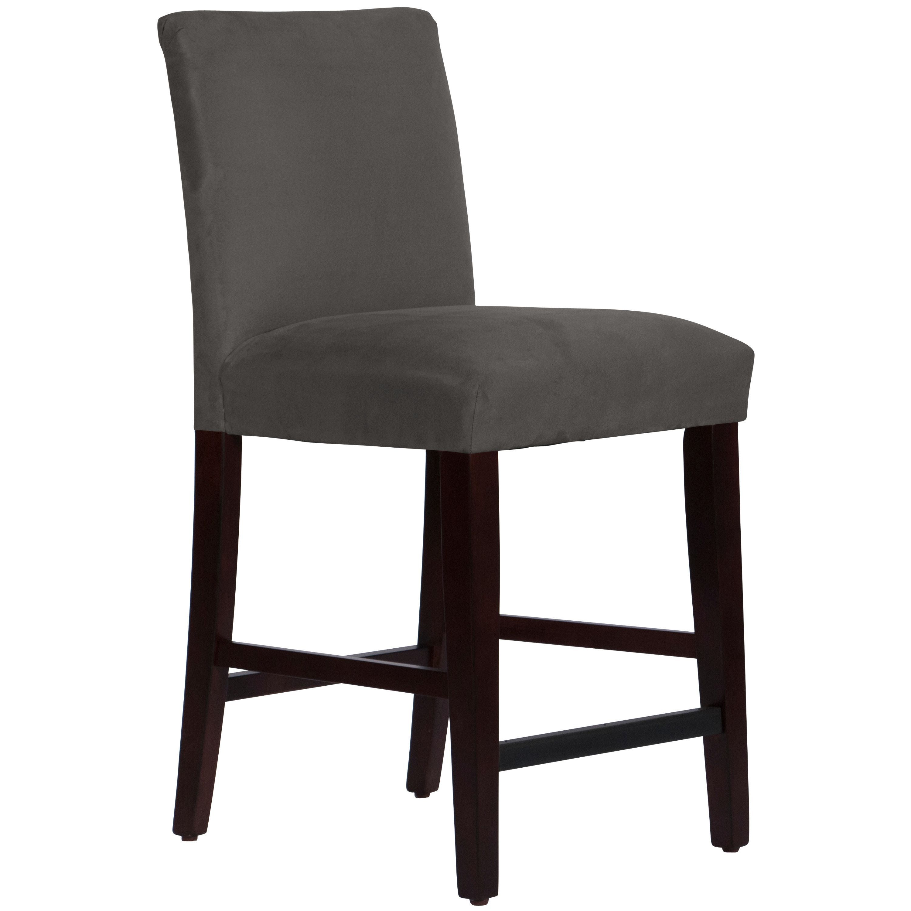 Awe Inspiring Skyline Furniture Premier Charcoal Uptown Counter Stool Gmtry Best Dining Table And Chair Ideas Images Gmtryco