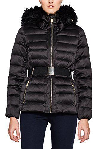 Esprit Collection Damen Winter Jacke Mode Frauen Alltag Mode Frauen Buro Herbst Outfits Mode Frauen Stree Winterbekleidung Damen Winterjacke Damen Jacken Mode