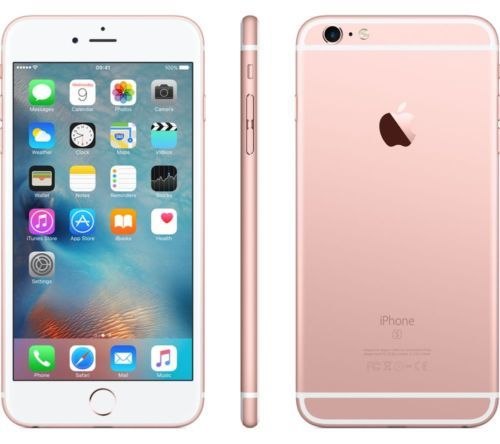 Iphone 7 32gb rose gold x kom
