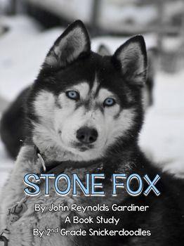 stone fox written by john reynolds gardiner is an amazing book i