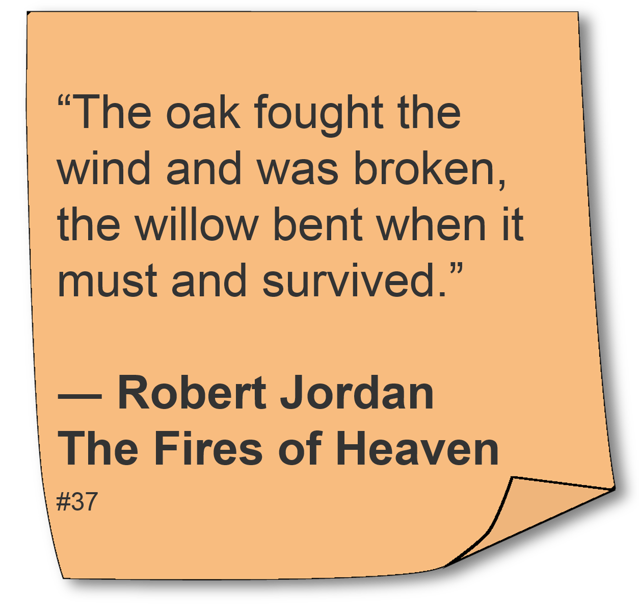 Tattoo Quotes Goodreads: Robert Jordan ♥ #Quote #Author #Wisdom ♥