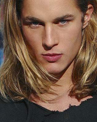 Travis Fimmel as John Clayton, a.k.a. Tarzan 2003...can he please be the next Lestat?!