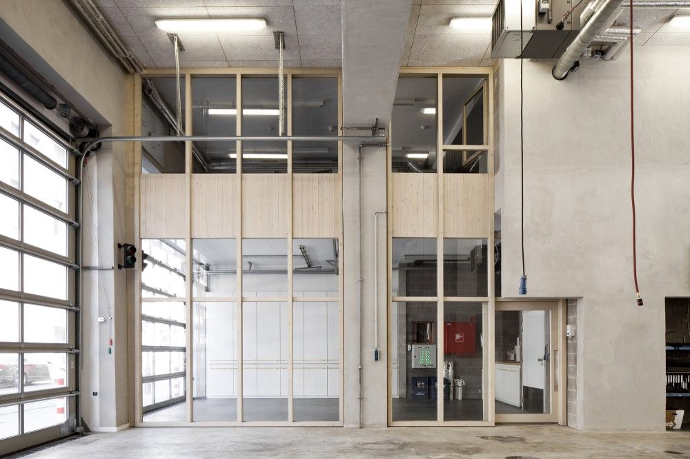 Gallery of city fire station antwerp hub 1 design station