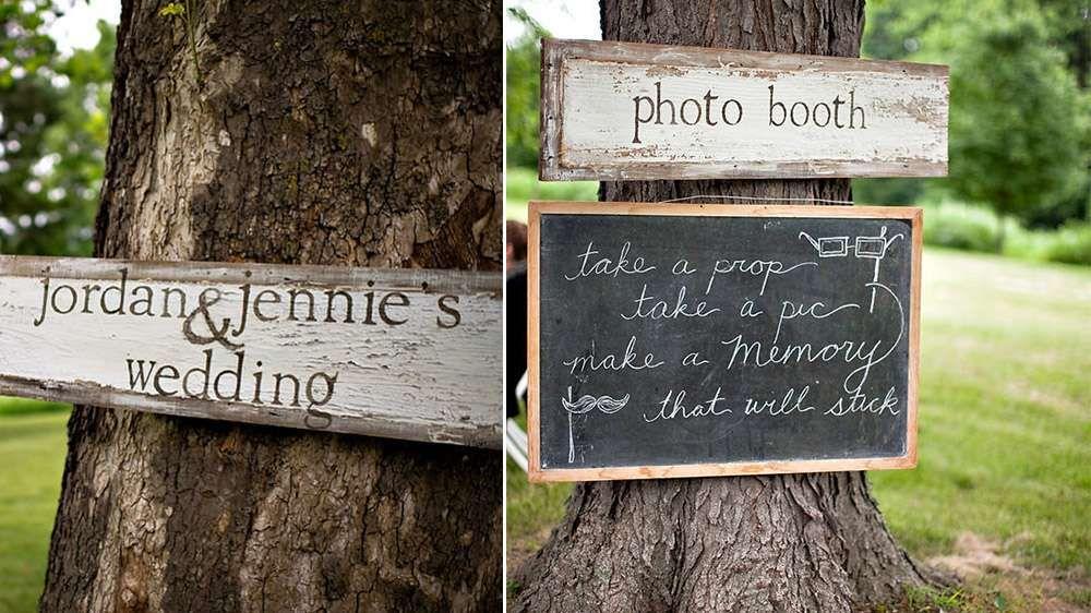 Photobooth arbre